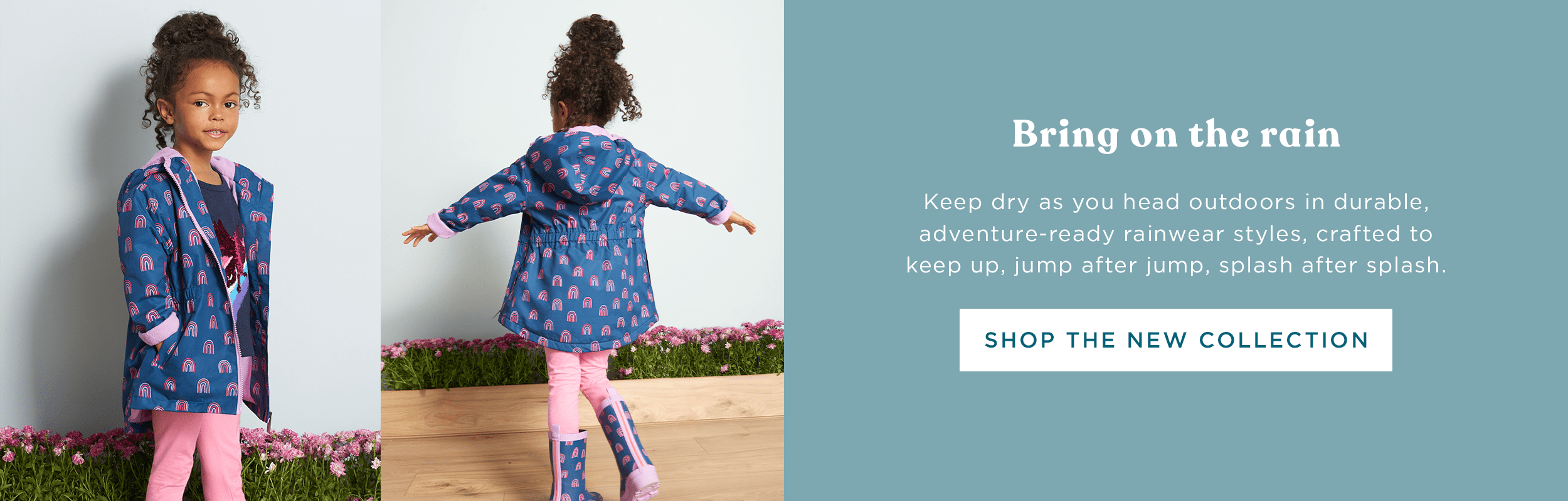 Shop new raincoats