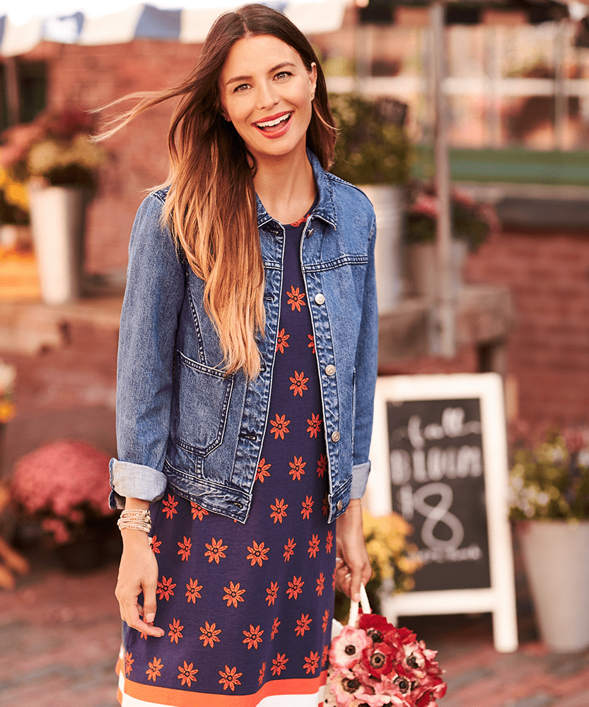 For late summer living - Outerwear