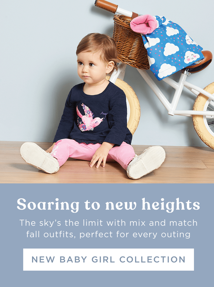 New arrivals for baby girls