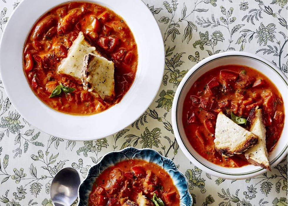 Country Living has 71 soups for your family