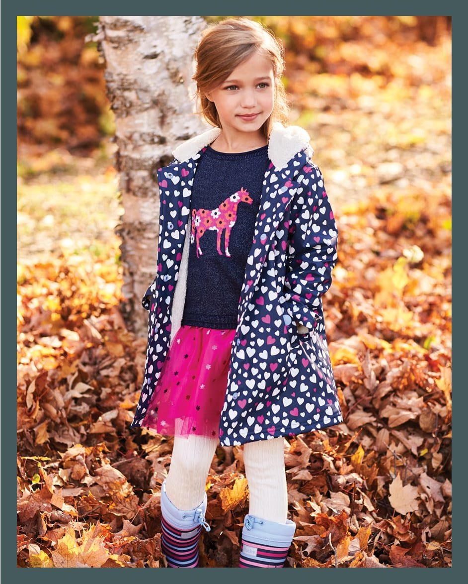Shop rainwear for girls