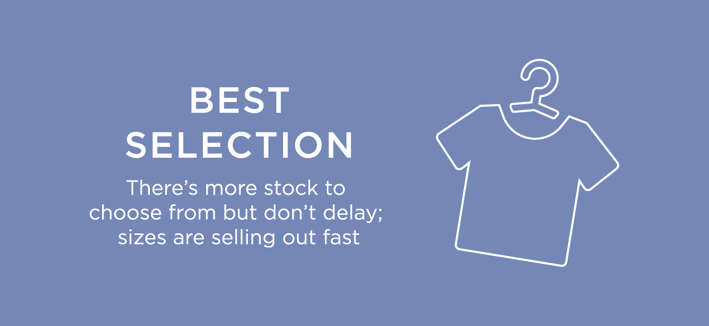 Get the best selection