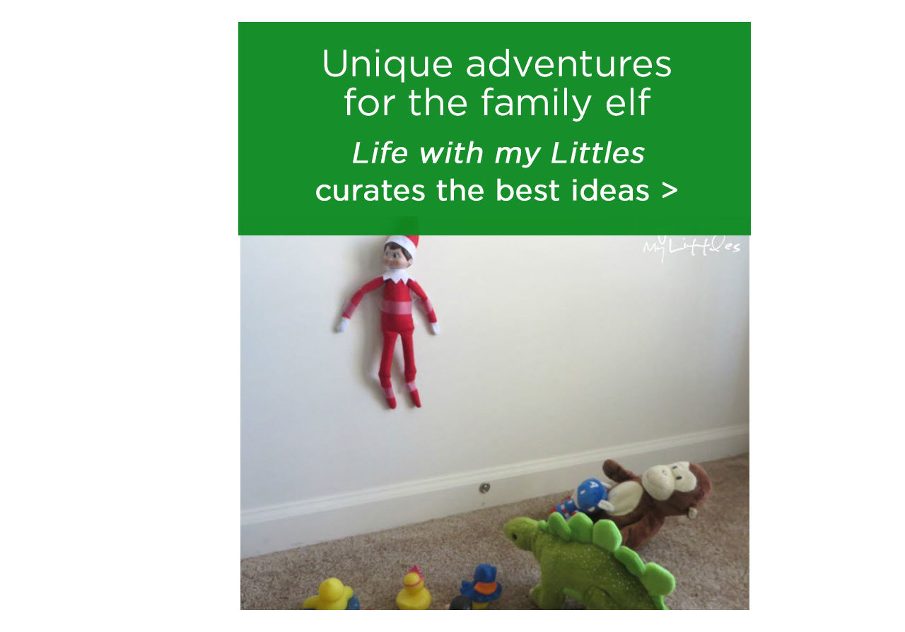 Unique adventures for the family elf