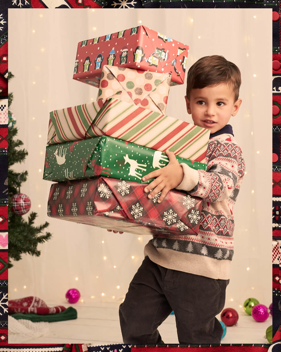 Shop holiday treasures for boys