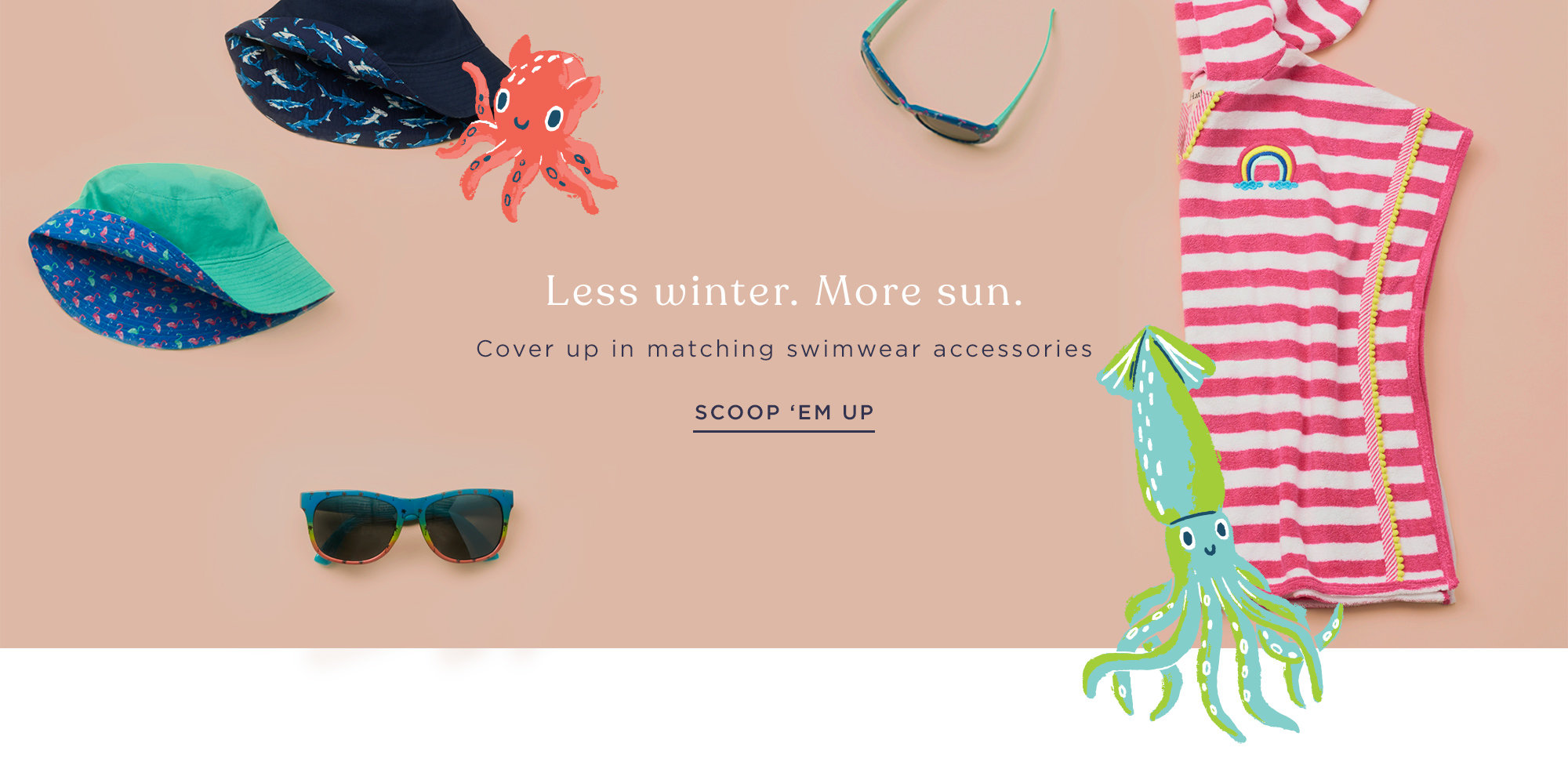 Shop swimwear accessories
