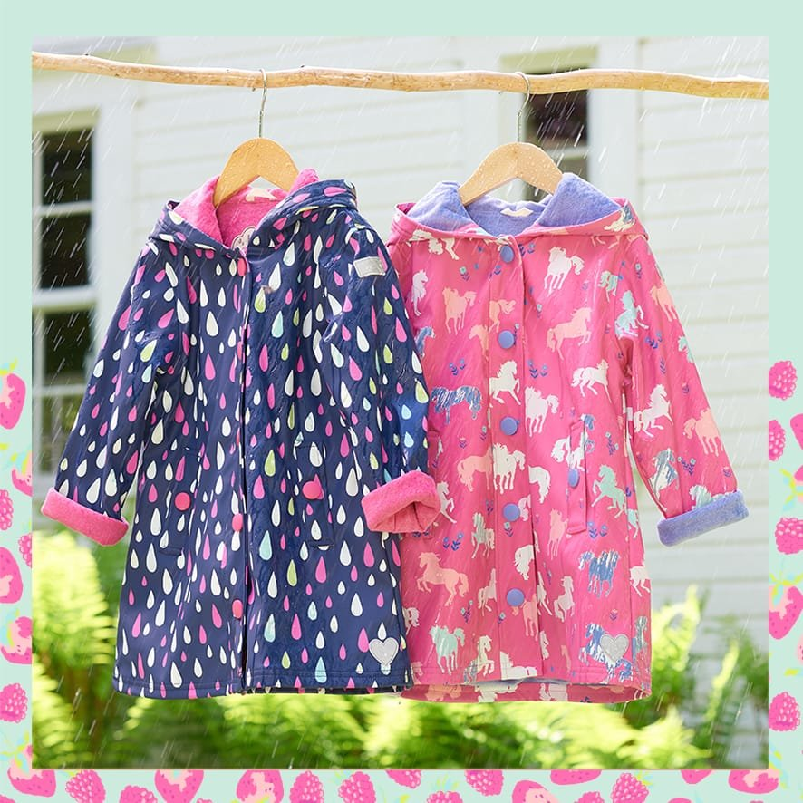 Shop girls rainwear