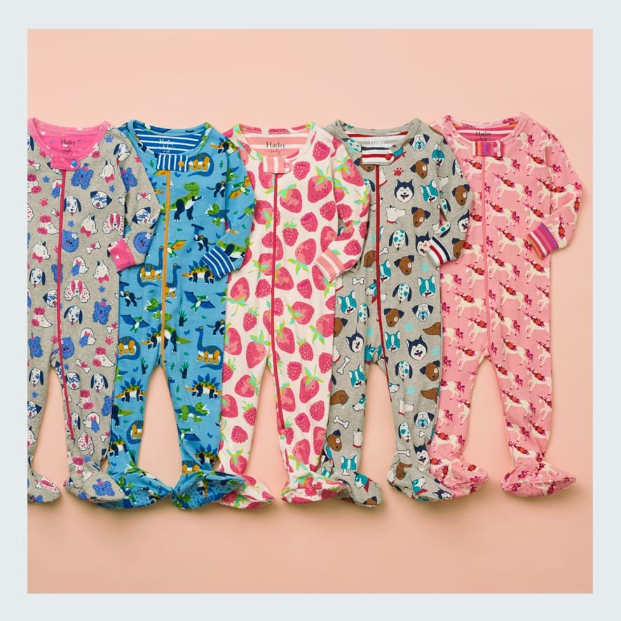 Shop new sleepwear for baby