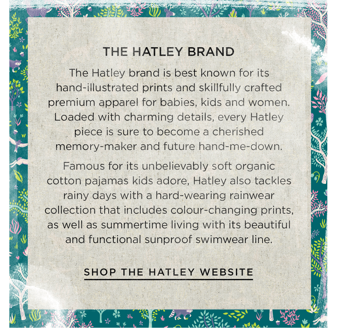 Shop the Hatley website