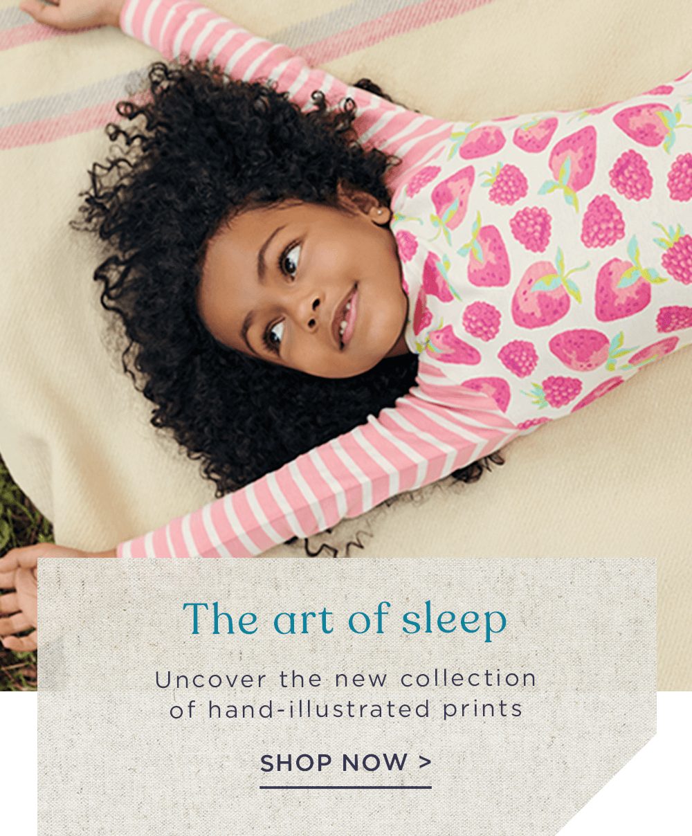 Uncover the new sleepwear collection