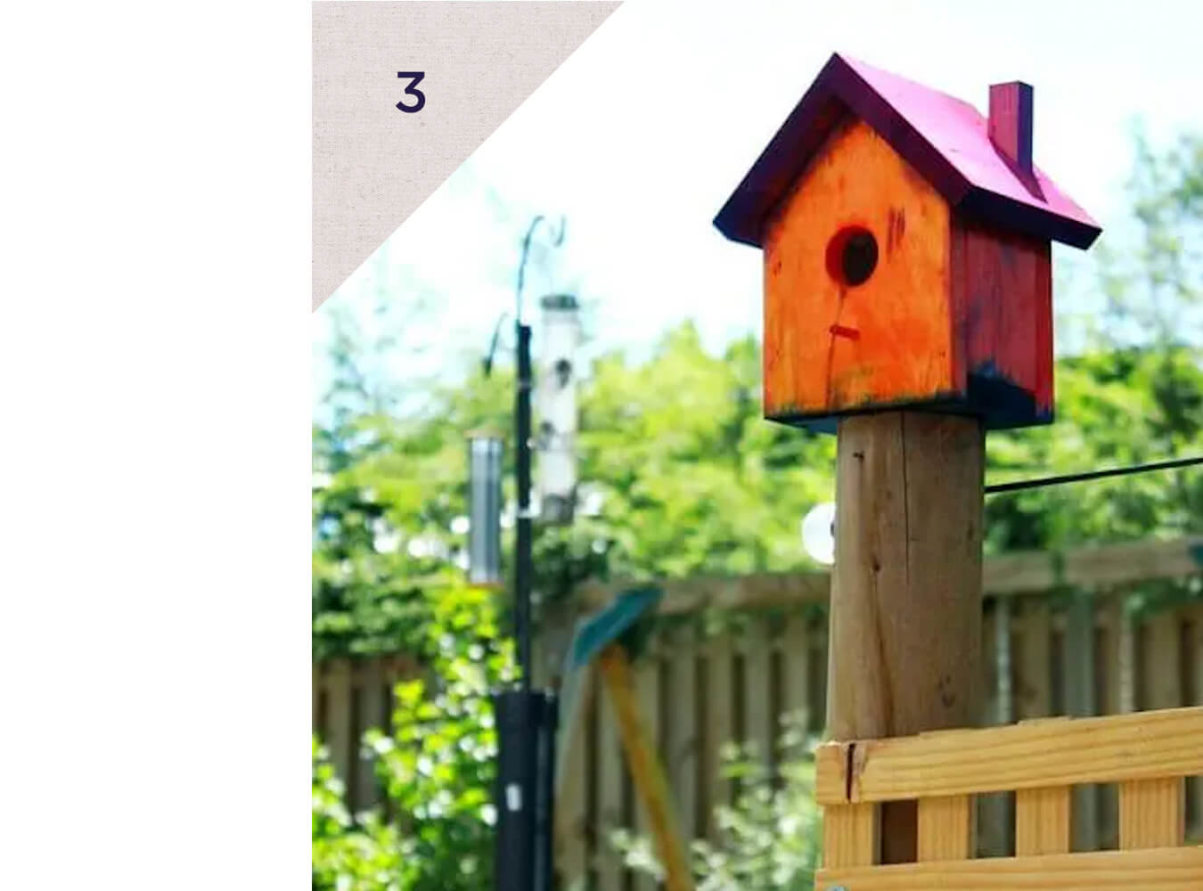 Let the kids have a go - Birdhouse painting with Artful Parent
