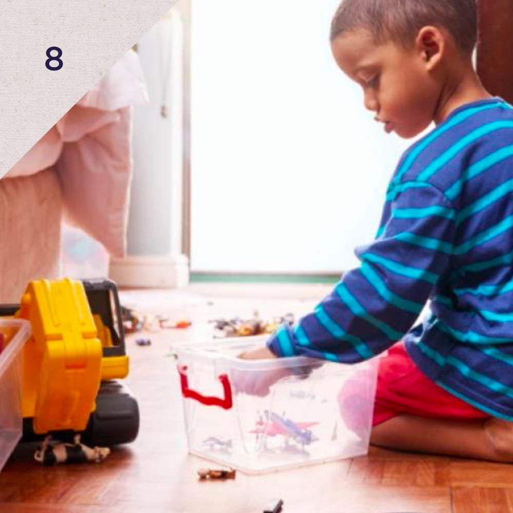 Spring cleaning with the kids -  Parent Map has 6 awesome tips