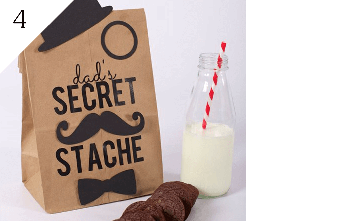 secret stashe of treats with instructions from Marvelous Mommy
