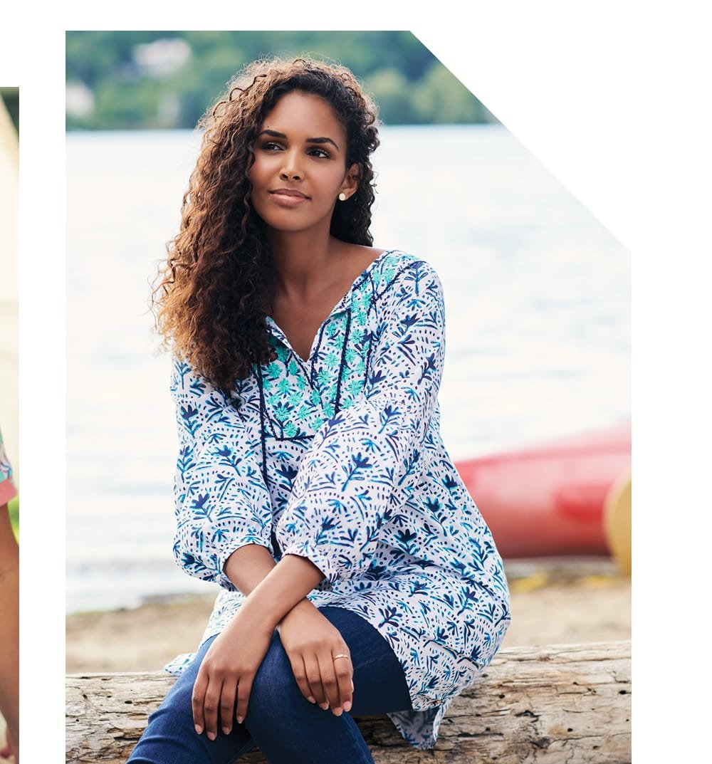 More than just pretty - shop the women's collection