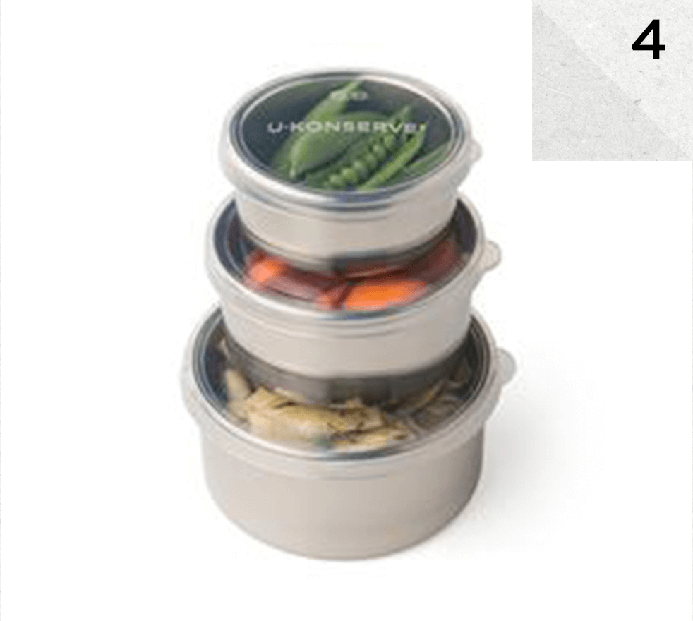 U-Konserve Containers