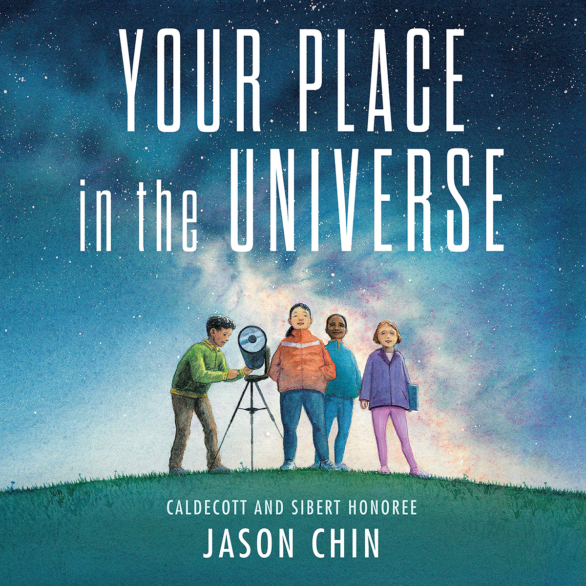 Your Place in the Universe by John Chin