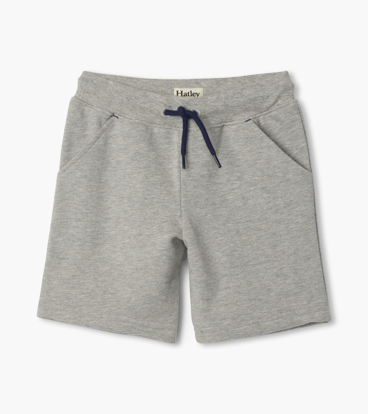 View larger image of Athletic Grey Terry Shorts
