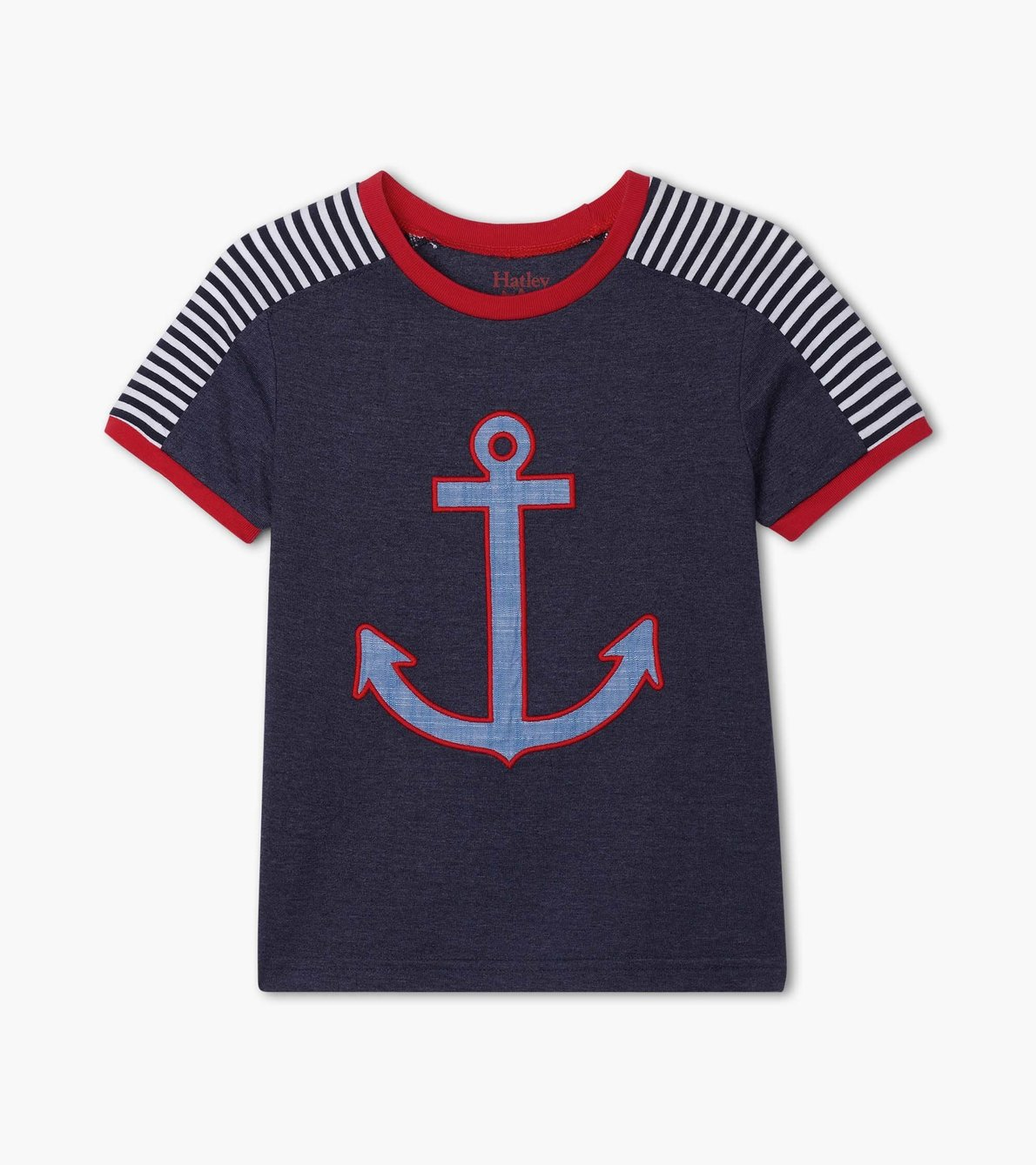 View larger image of Bold Anchor Graphic Tee