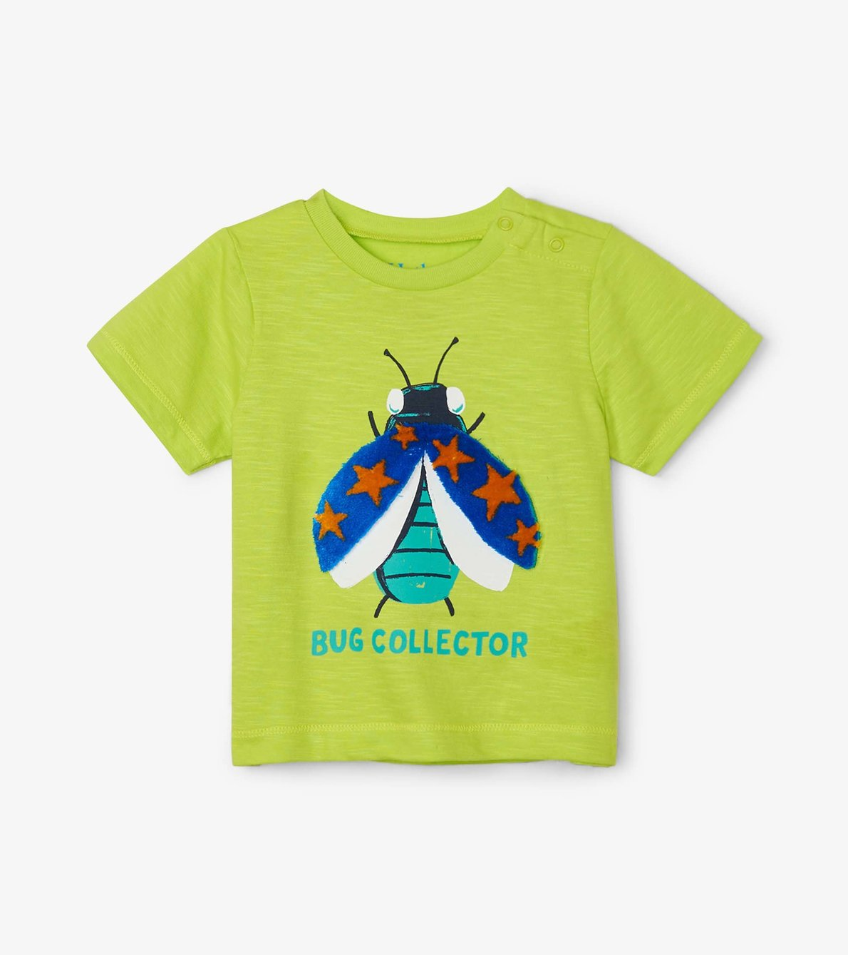View larger image of Bug Collector Baby Graphic Tee