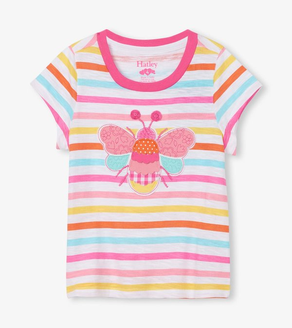 Busy Bee Graphic Tee