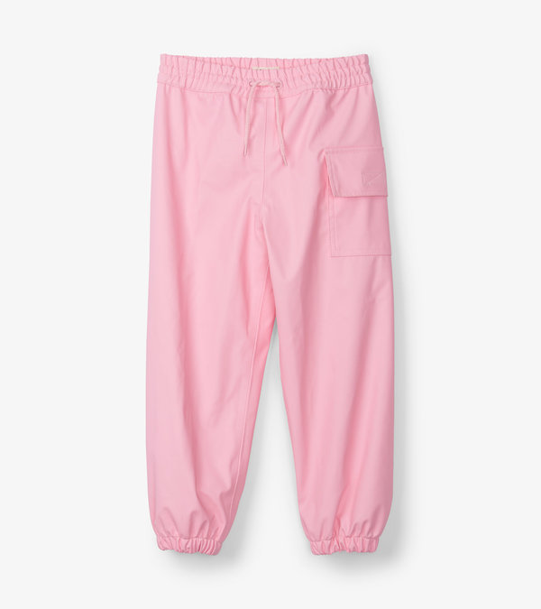 Classic Pink Splash Pants