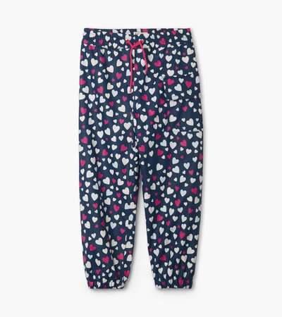 Confetti Hearts Colour Changing Splash Pants