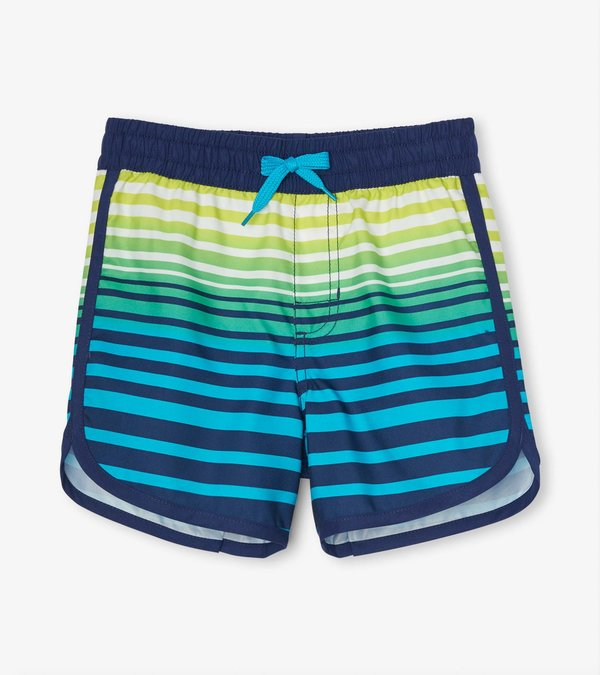 Cool Stripes Swim Shorts