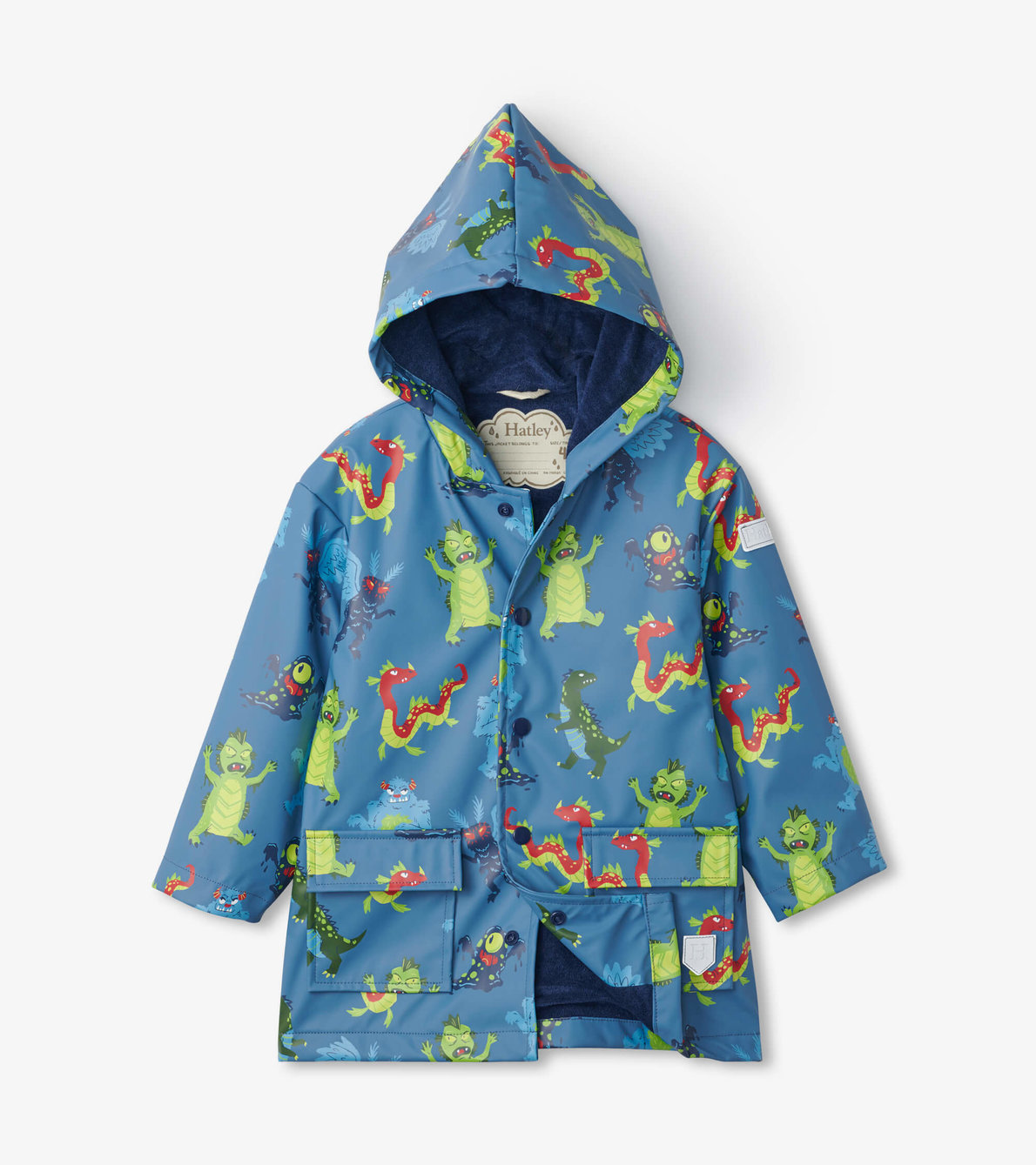 View larger image of Creepy Cryptids Raincoat