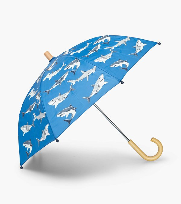 Deep-Sea Sharks Colour Changing Umbrella