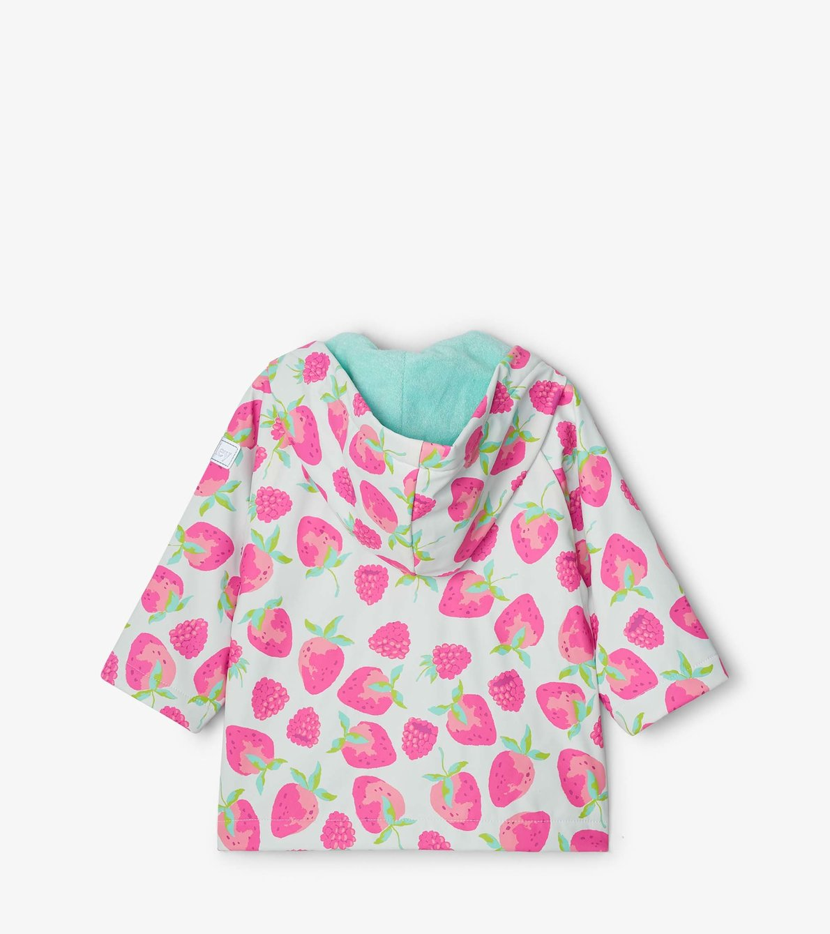 View larger image of Delicious Berries Baby Raincoat