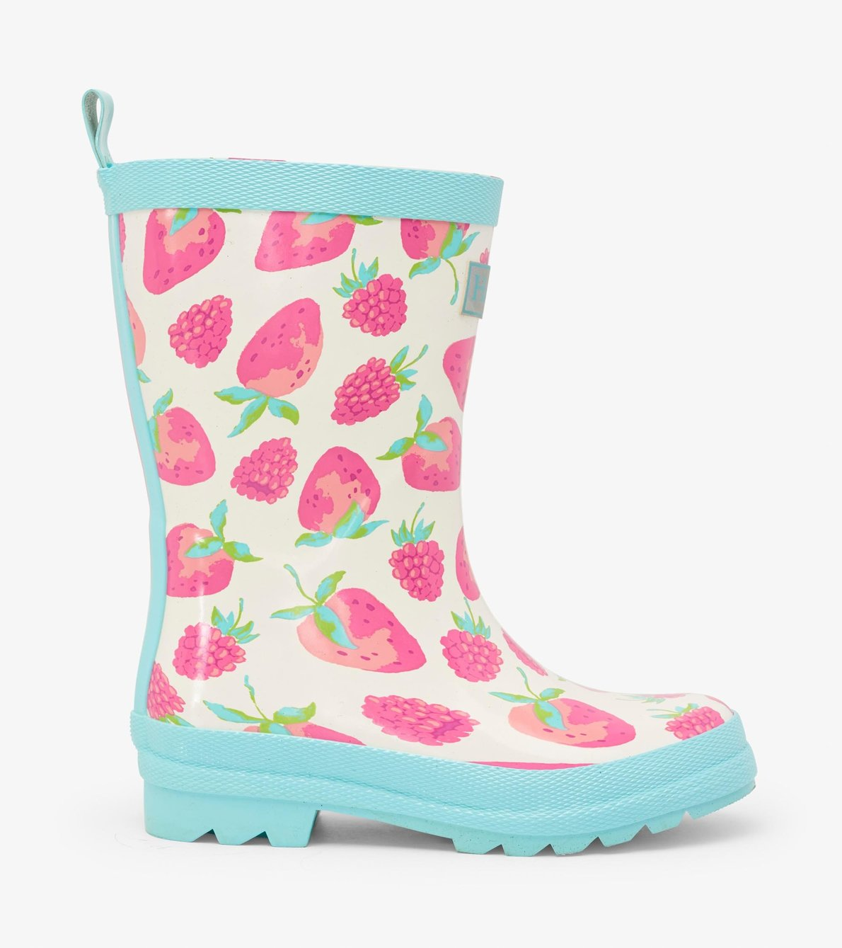 View larger image of Delicious Berries Shiny Rain Boots