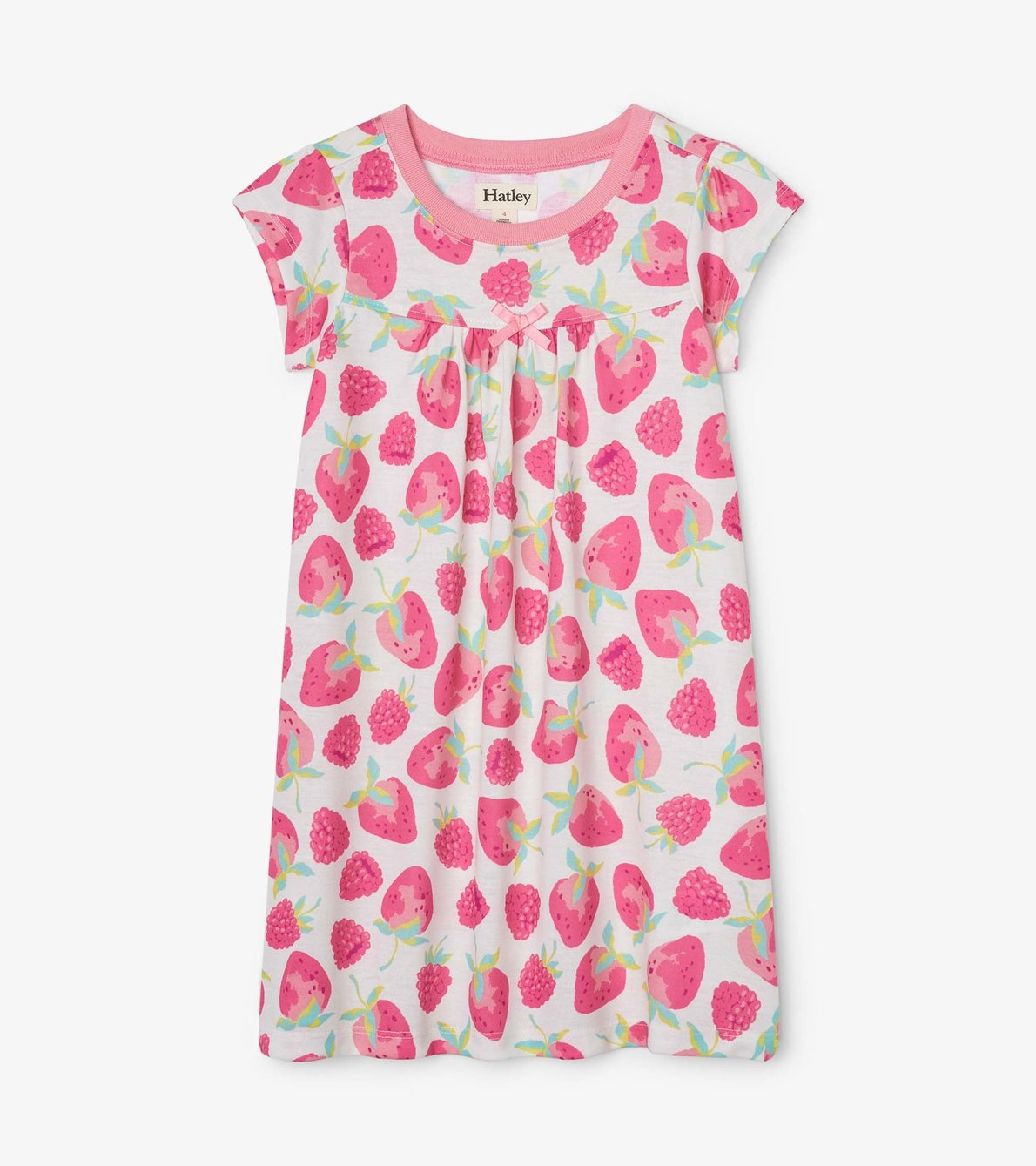 View larger image of Delicious Berries Short Sleeve Nightdress