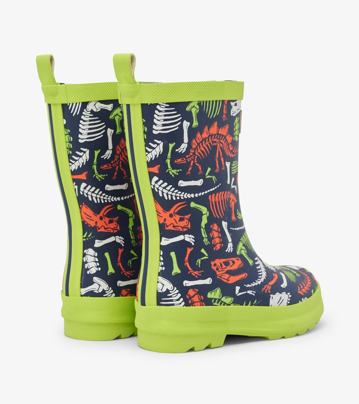 View larger image of Dino Fossils Matte Rain Boots