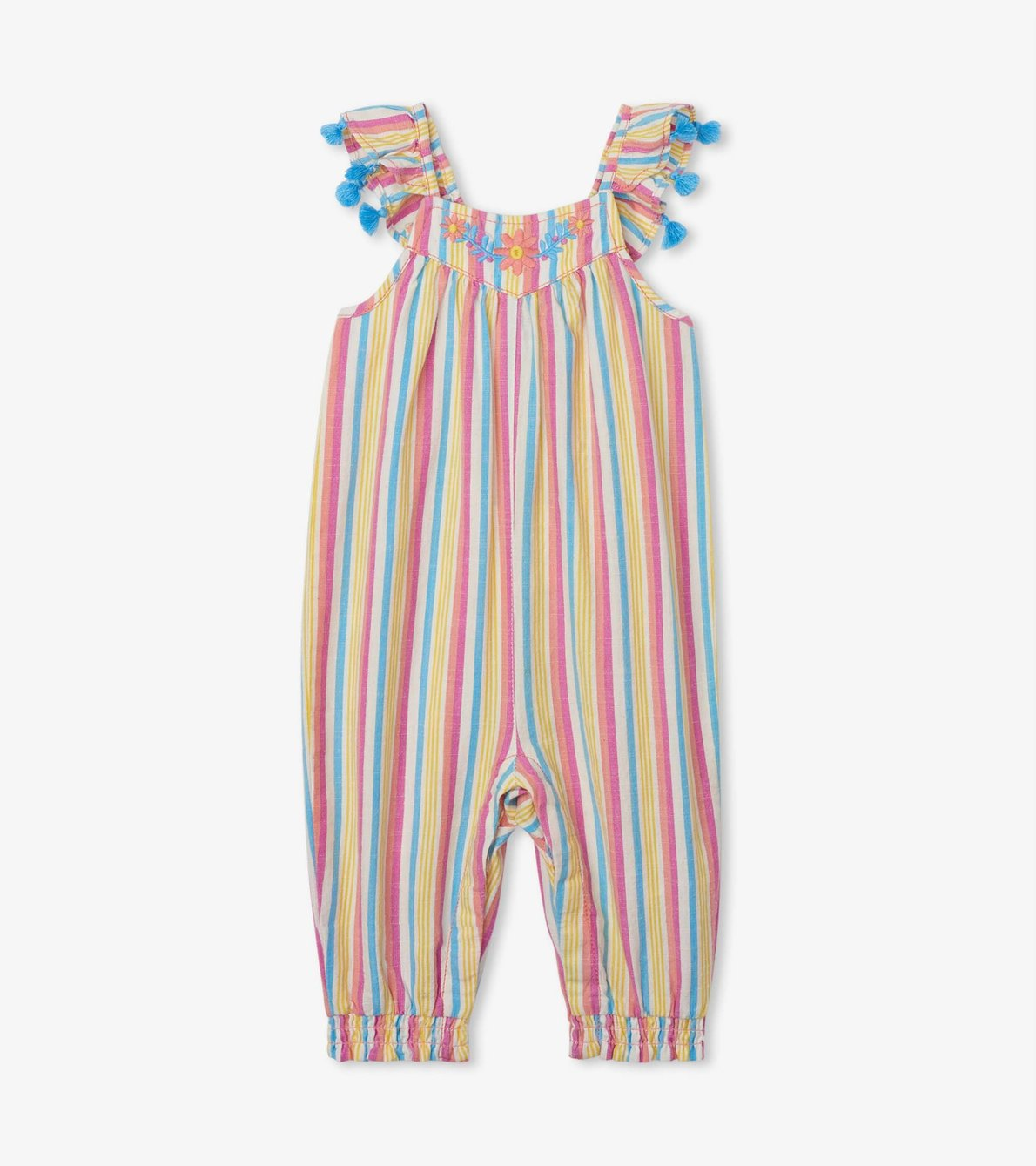 View larger image of Dream Stripes Chamray Romper