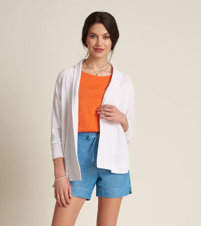 Erin Cardigan - White