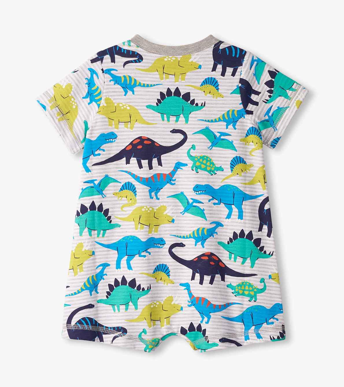 View larger image of Friendly Dinos Baby Romper