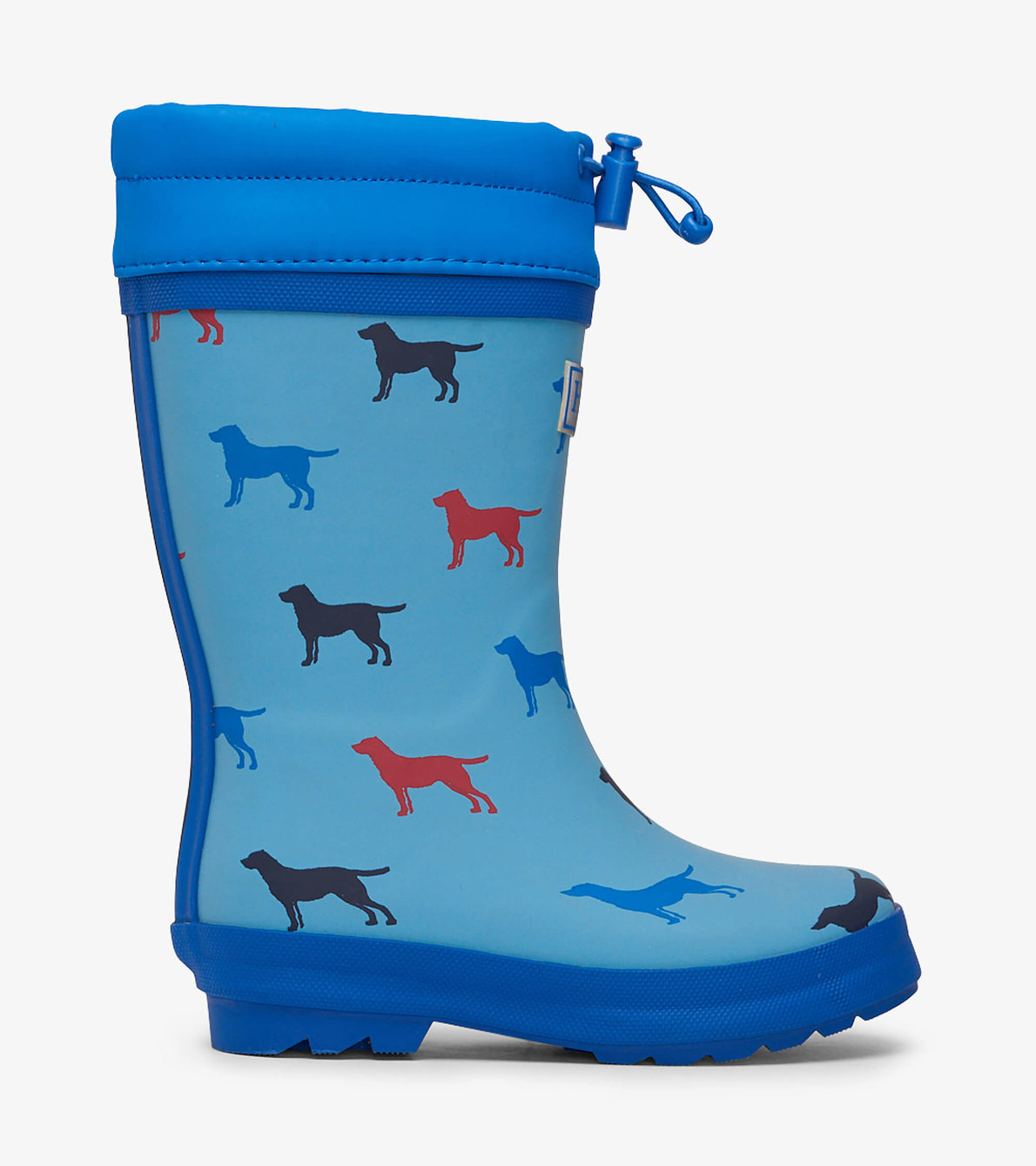 View larger image of Friendly Labs Sherpa Lined Rain Boots