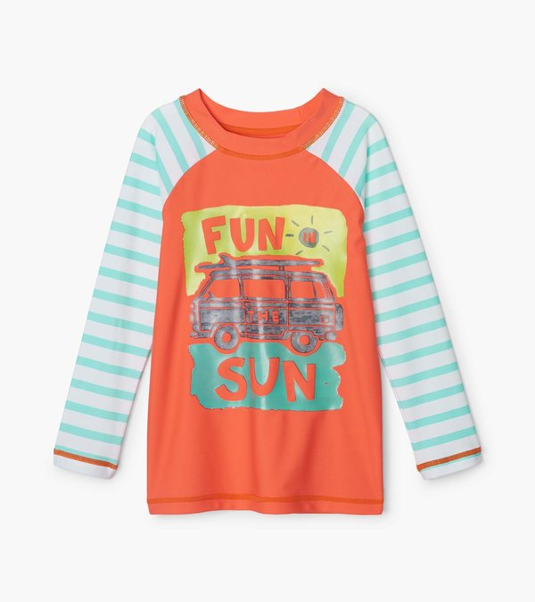 Fun In The Sun Long Sleeve Rashguard
