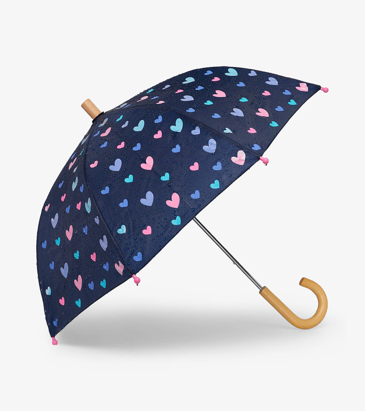 View larger image of Hearts Colour Changing Umbrella
