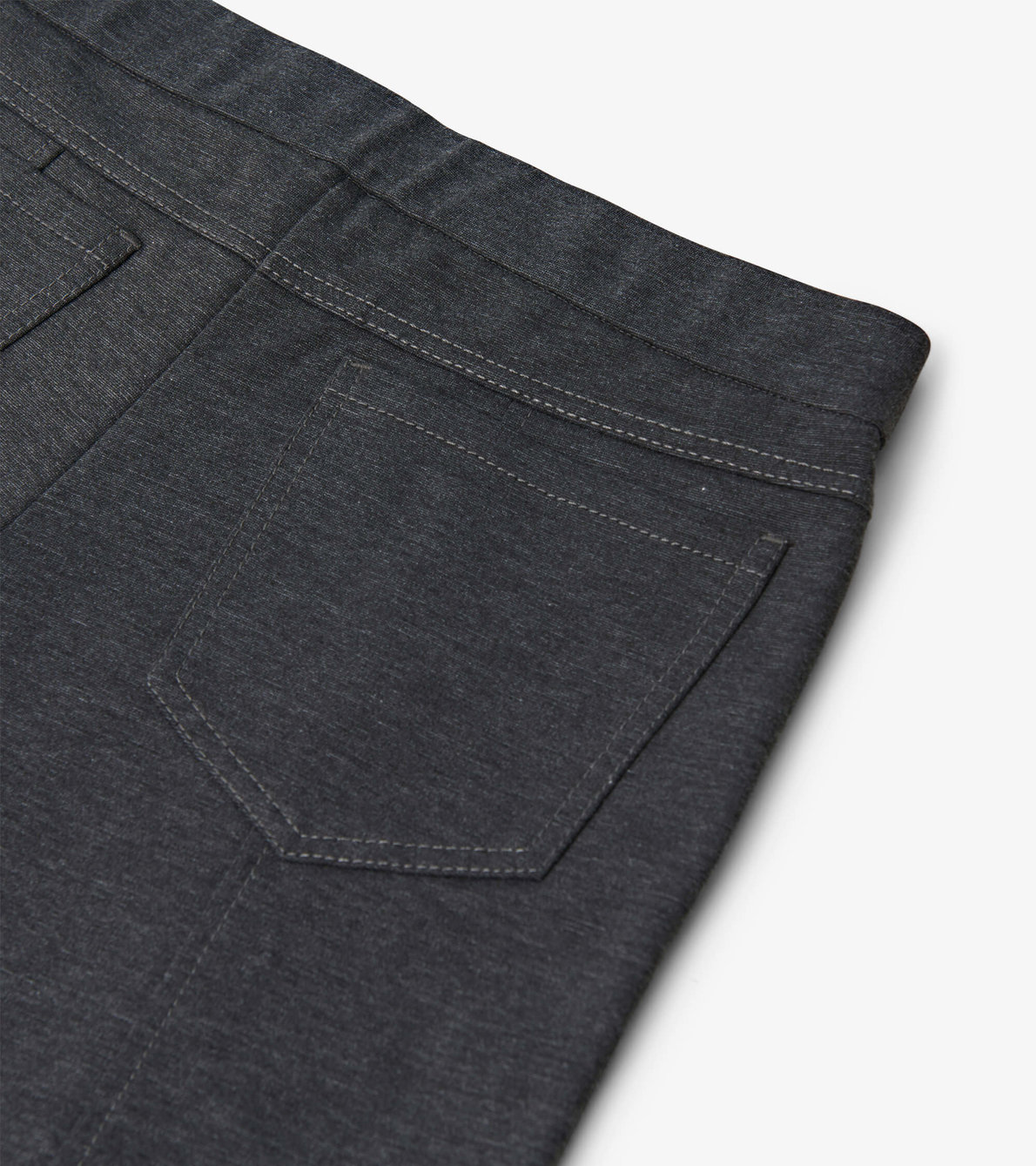 View larger image of Kate Ponte Pants - Charcoal
