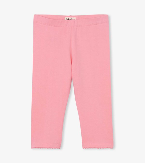Light Pink Capri Leggings