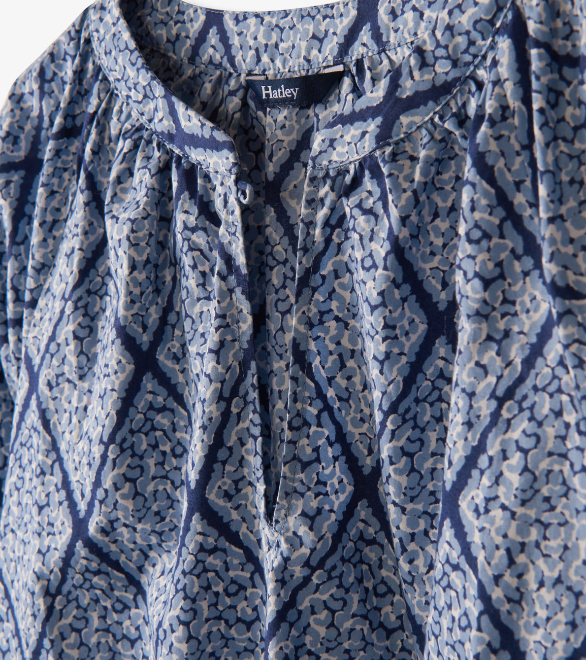 View larger image of Lila Blouse - Textured Diamonds