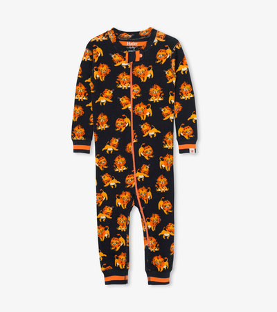 Little Cubs Organic Cotton Coverall