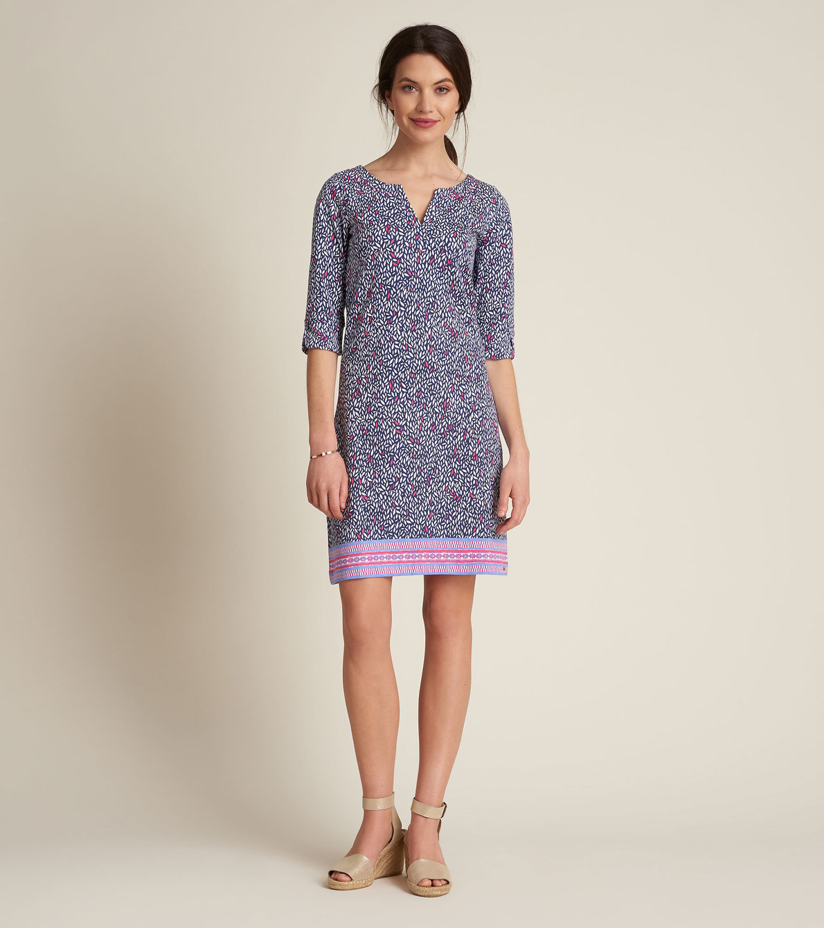 View larger image of Lucy Dress - Diamond Polka Dots