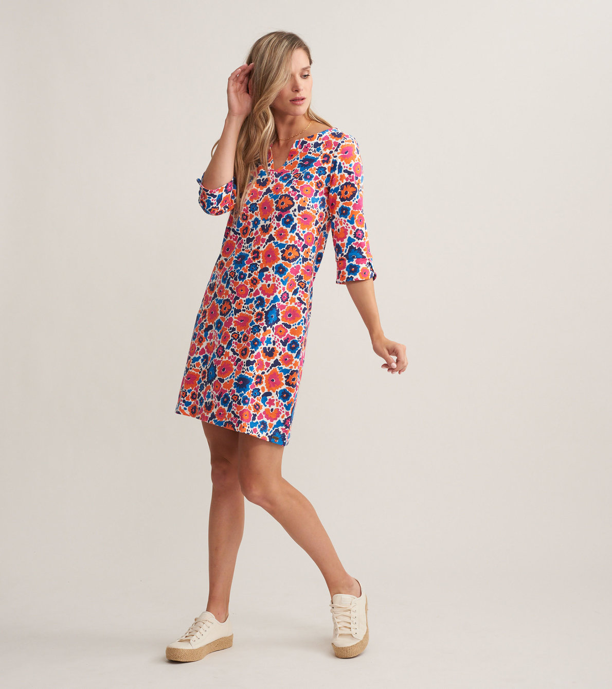View larger image of Lucy Dress - Pop Out Floral