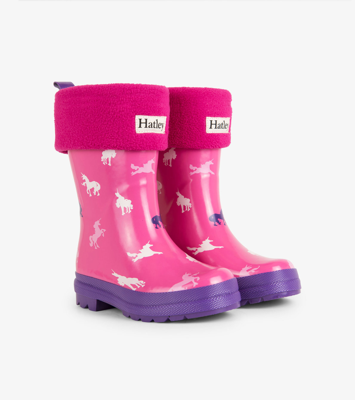View larger image of Magenta Boot Liners