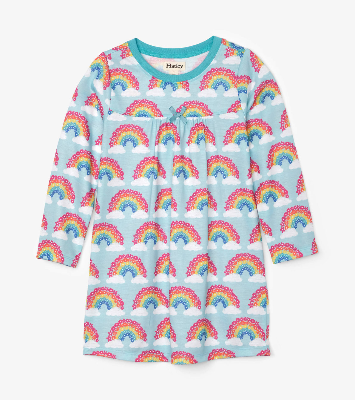 View larger image of Magical Rainbows Long Sleeve Nightdress