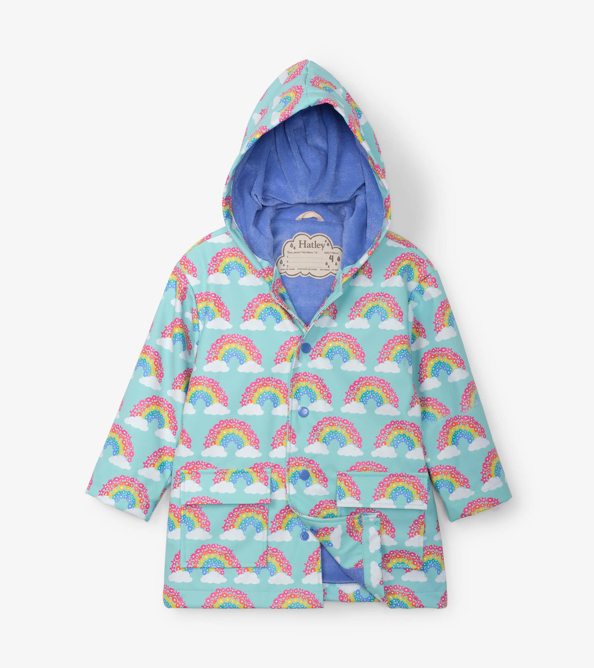 View larger image of Magical Rainbows Raincoat