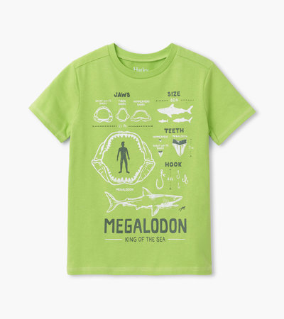 Megalodon Graphic Tee