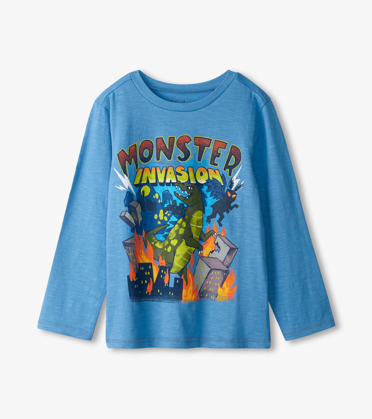 View larger image of Monster Invasion Long Sleeve Tee