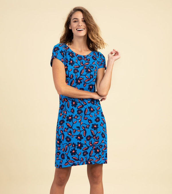 Nellie Dress - Flower Vine
